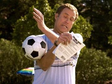 Will Ferrell in una scena della commedia Kicking & Screaming