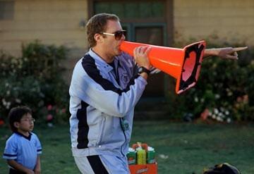 Will Ferrell in una sequenza di Kicking & Screaming