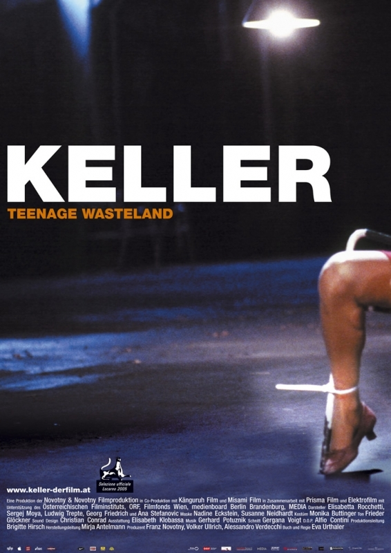 La locandina di Keller - Teenage Wasteland