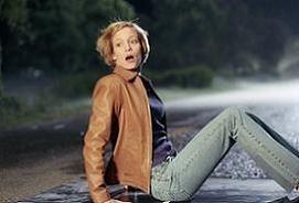 Laura Regan in una scena di THEY - INCUBI DAL MONDO DELLE OMBRE