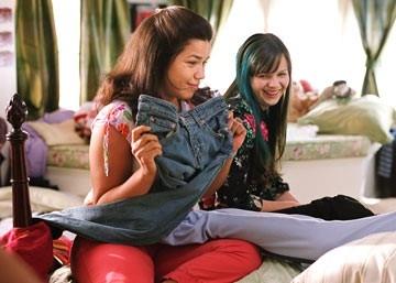 America Ferrera e Amber Tamblyn in una scena di 4 amiche e un paio di jeans