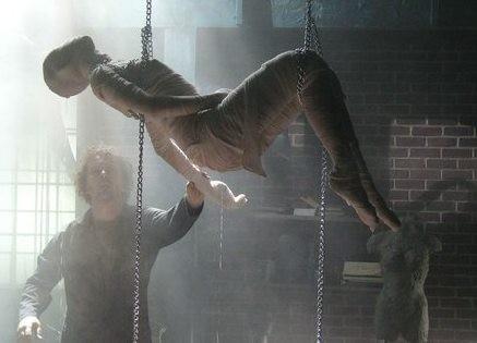 Goran Dukic in una scena di Dead Doll