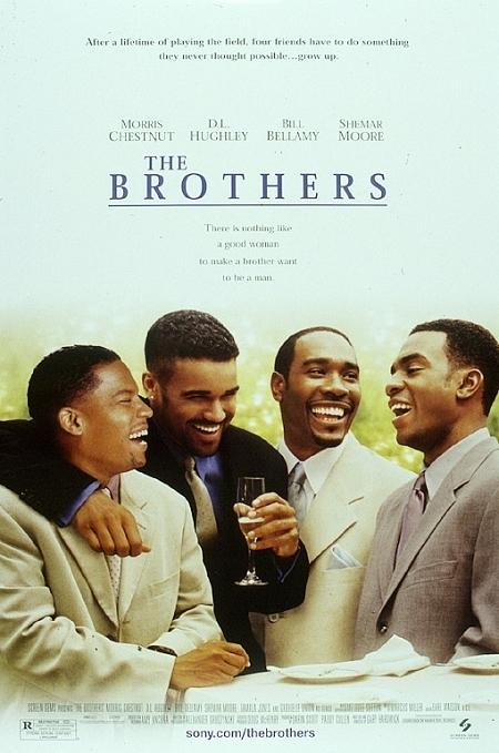 La locandina di Brothers - Storie di sesso e libertà