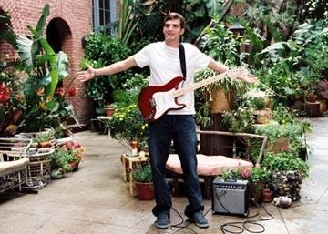 Ashton Kutcher in una scena di Sballati d'amore