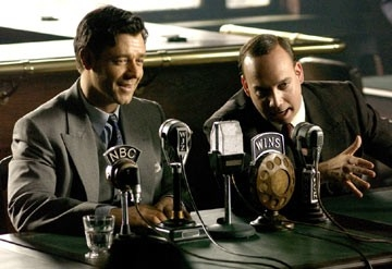 Russell Crowe e Paul Giamatti in una scena di Cinderella Man