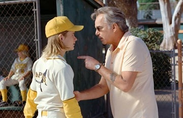 Billy Bob Thornton e Jeffrey Davies in The Bad News Bears