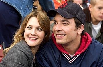 Drew Barrymore e Jimmy Fallon innamorati in L'amore in gioco