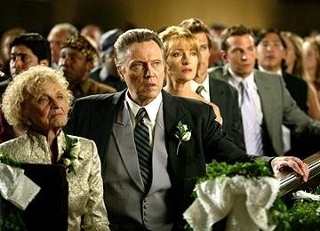 Ellen Albertini Dow, Christopher Walken e Jane Seymour in 2 single a nozze