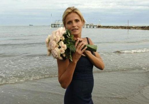 Isabella Ferrari è la madrina di Venezia 63.