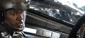 Jamie Foxx in Stealth - Arma suprema