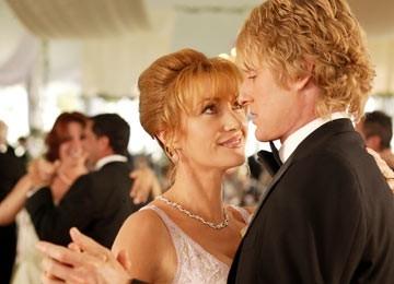 Jane Seymour e Owen Wilson in 2 single a nozze