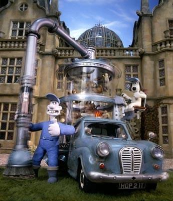 Una immagine di Wallace & Gromit: The Curse of the Were-Rabbit