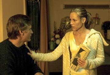 Viggo Mortensen e Maria Bello in A History of Violence di Cronenberg