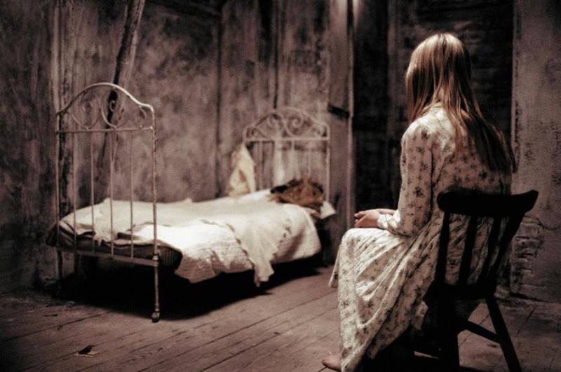 Una scena dell'horror The Dark