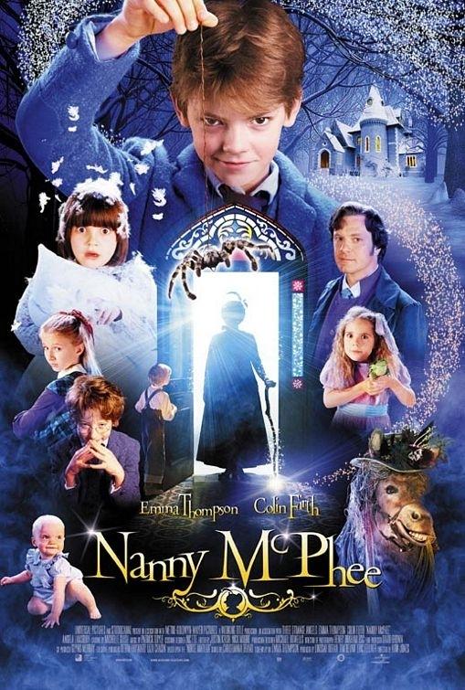 La locandina di Nanny McPhee
