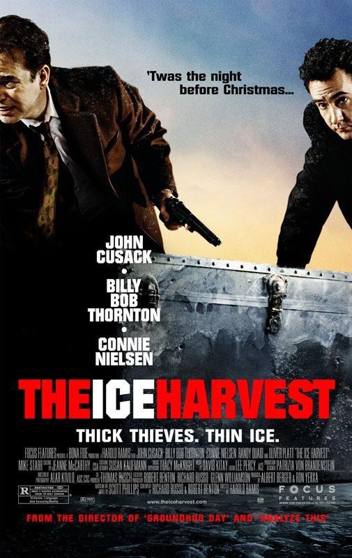 La locandina di The Ice Harvest
