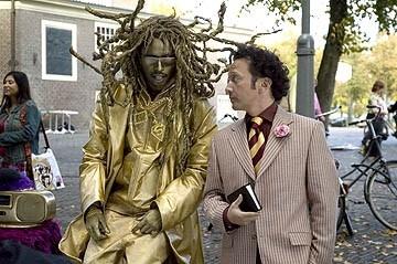 Eddie Griffin con Rob Schneider in Deuce Bigalow: puttano in saldo