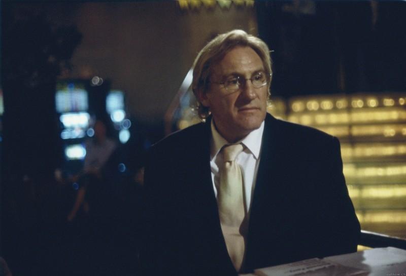 Gerard Depardieu in una scena de I tempi che cambiano
