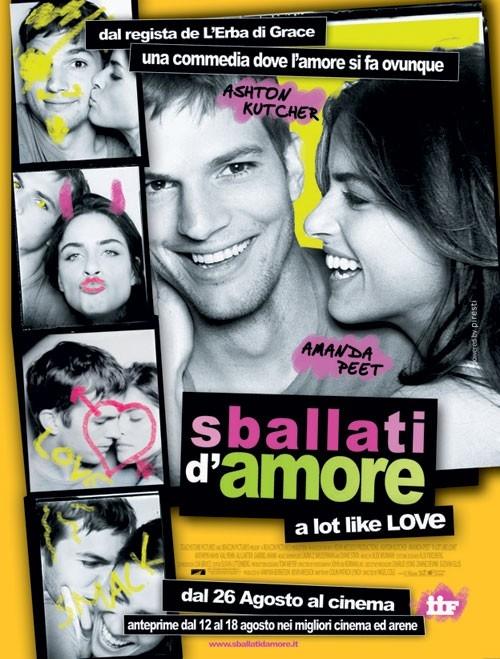 Lo locandina italiana di Sballati d'amore