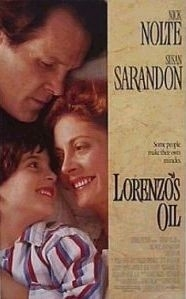 La locandina di L'olio di Lorenzo