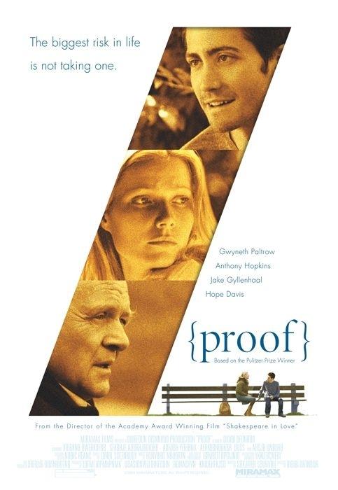 La locandina di Proof