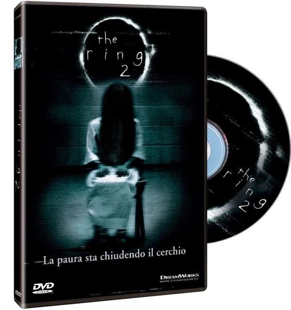 La copertina DVD di The Ring 2