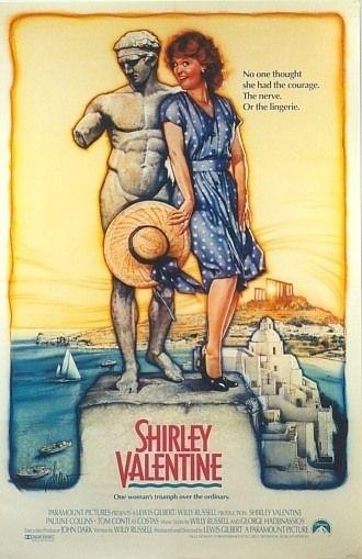 La locandina di Shirley Valentine - la mia seconda vita