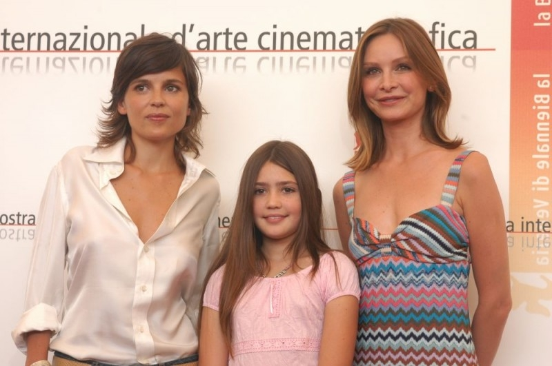 Elena Anaya, Yasmin Murphy e Calista Flockhart a Venezia per presentare Fragile