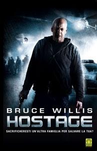 La copertina DVD di Hostage