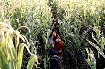 Scena del film Seven Swords