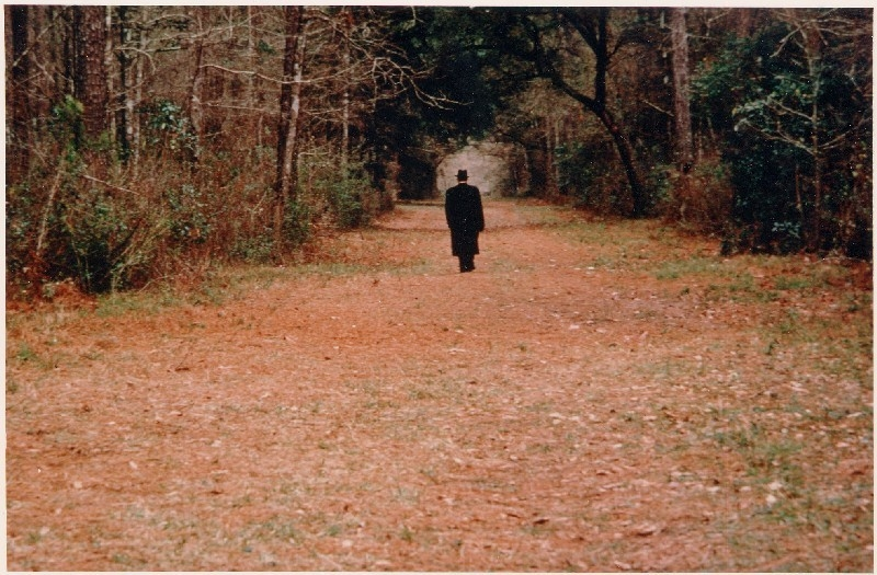 Albert Finney in una scena di Crocevia della morte