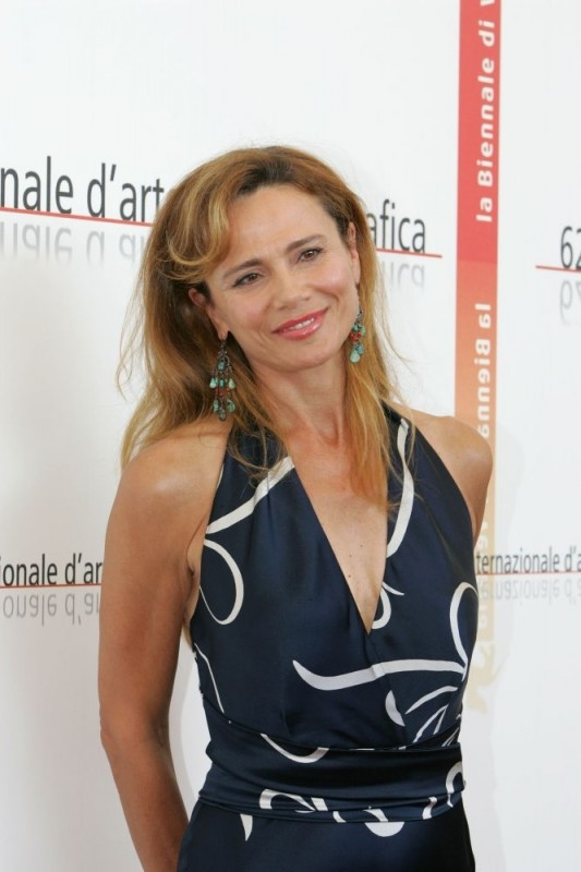 Lena Olin a Venezia per presentare Casanova