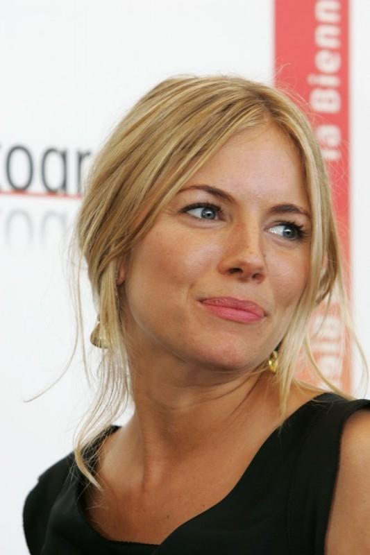 Sienna Miller a Venezia 2005 per presentare Casanova
