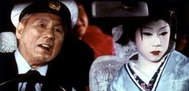 Takeshi Kitano in una scena di Takeshis'