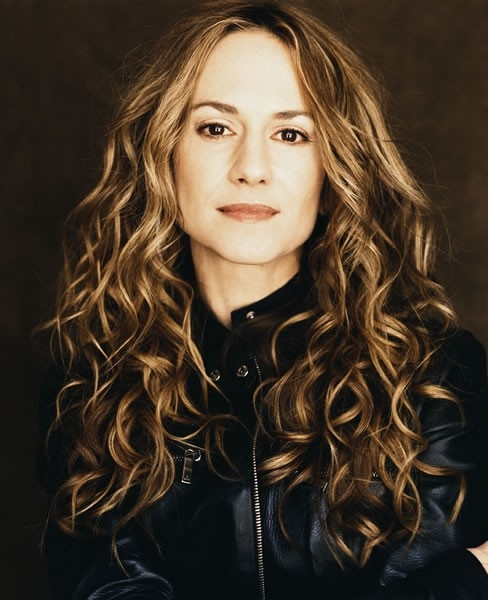 Una splendida Holly Hunter