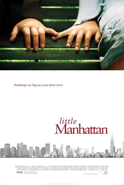 La locandina di Little Manhattan