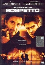 La copertina DVD di La regola del sospetto