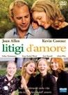 La copertina DVD di Litigi d'amore