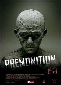 La copertina DVD di Premonition