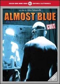 La copertina DVD di Almost Blue