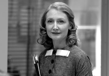 Patricia Clarkson in Good Night, and Good Luck