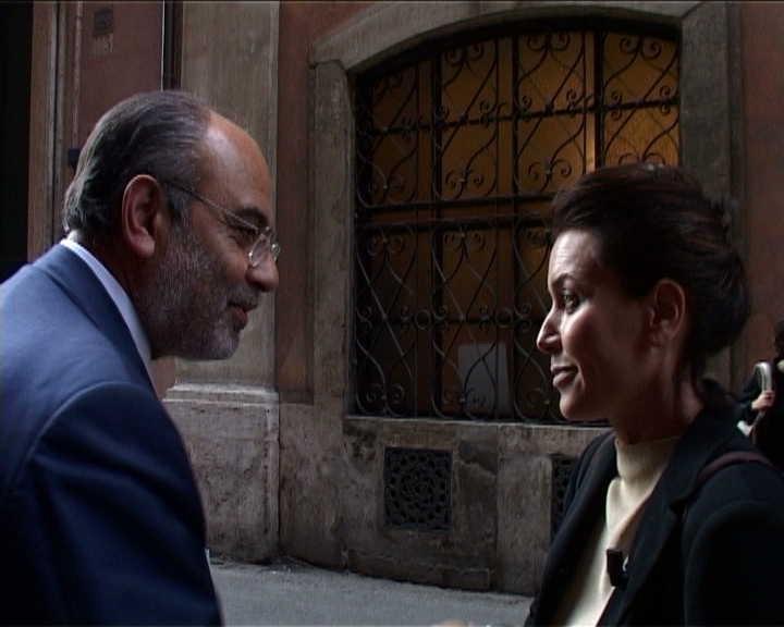 Sabina Guzzanti in Viva Zapatero!