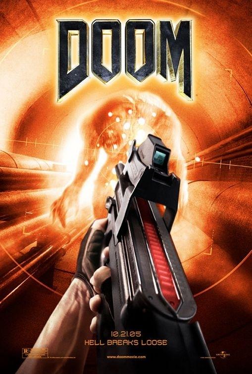 La locandina di Doom