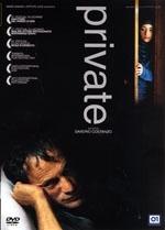La copertina DVD di Private