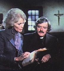 Janet Leigh in una scena di Fog