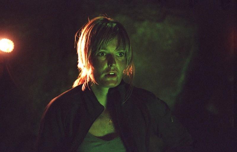 Una delle protagoniste di The Descent