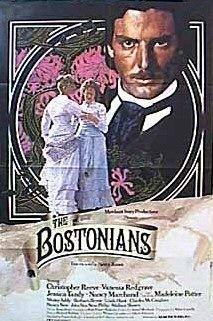 La locandina di I bostoniani