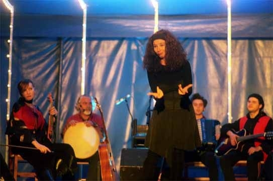 Teresa De Sio in una scena di Craj