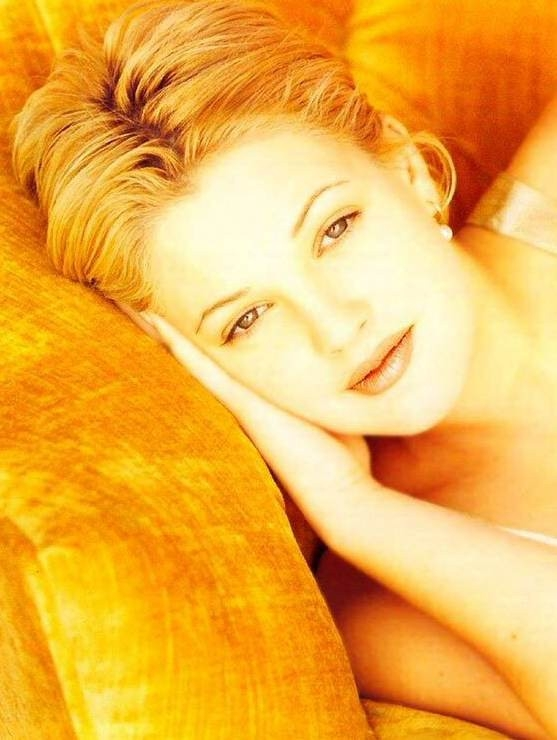 l'attrice Drew Barrymore