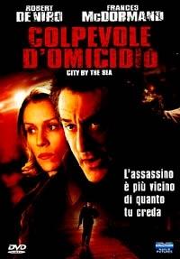 La copertina DVD di Colpevole d'omicidio